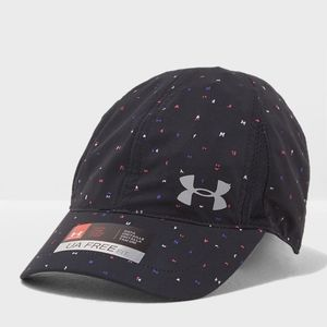 Youth UA Under Armour shadow cap, runners hat